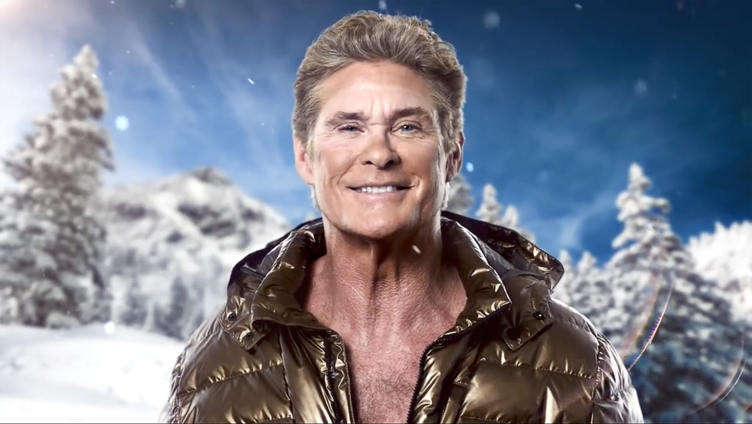 DAVID HASSELHOFF_Alpinresorts. //. AGENCY_Brokoli